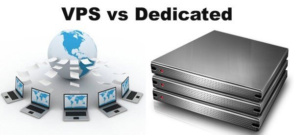 Advantages of Dedicated Servers Over VPS
