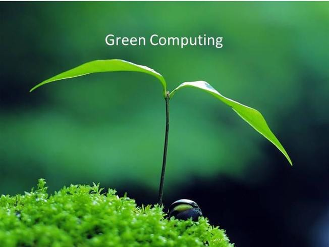 Strides Made in Green Computing