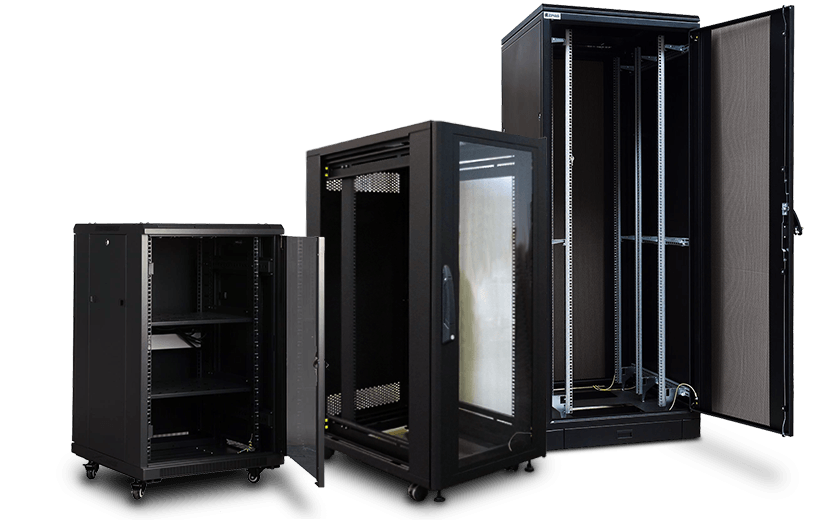 Colocation Types: Rack vs Cabinet