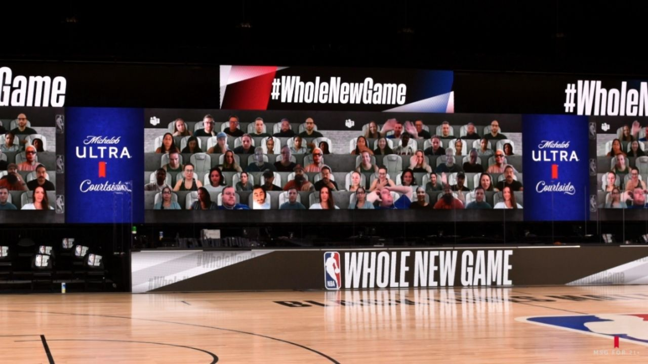 The Technology behind Virtual Sports Fans