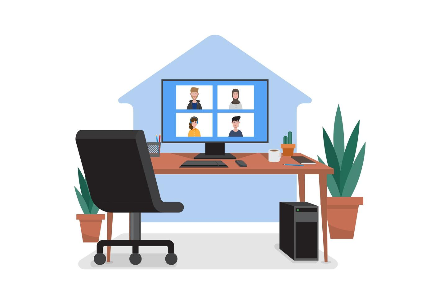 Improve Your Home Office Network